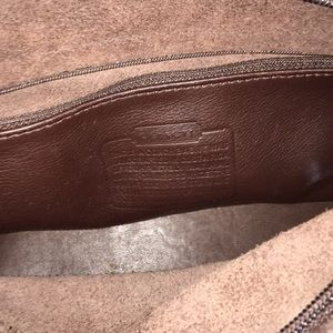 Coach Bags - Coach Vintage Leather Crossbody in Brown